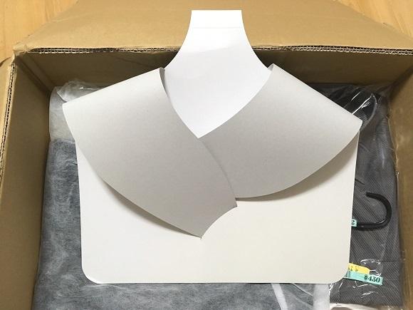 プラスキューブ~仕上がったスーツが着ていた型紙