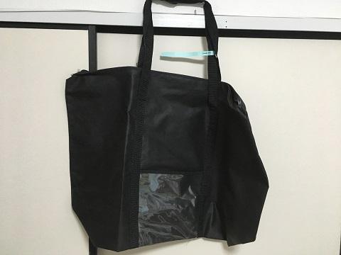 2回目以降利用できるリネットの集荷バッグ